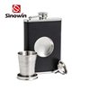 Jagermeister Metal Stainless Steel Alcohol Wine Liquor whisky Hip flask