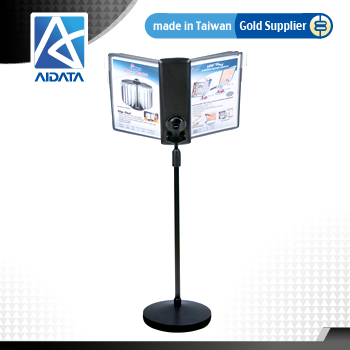 A4 Document Information Advertisement Stand