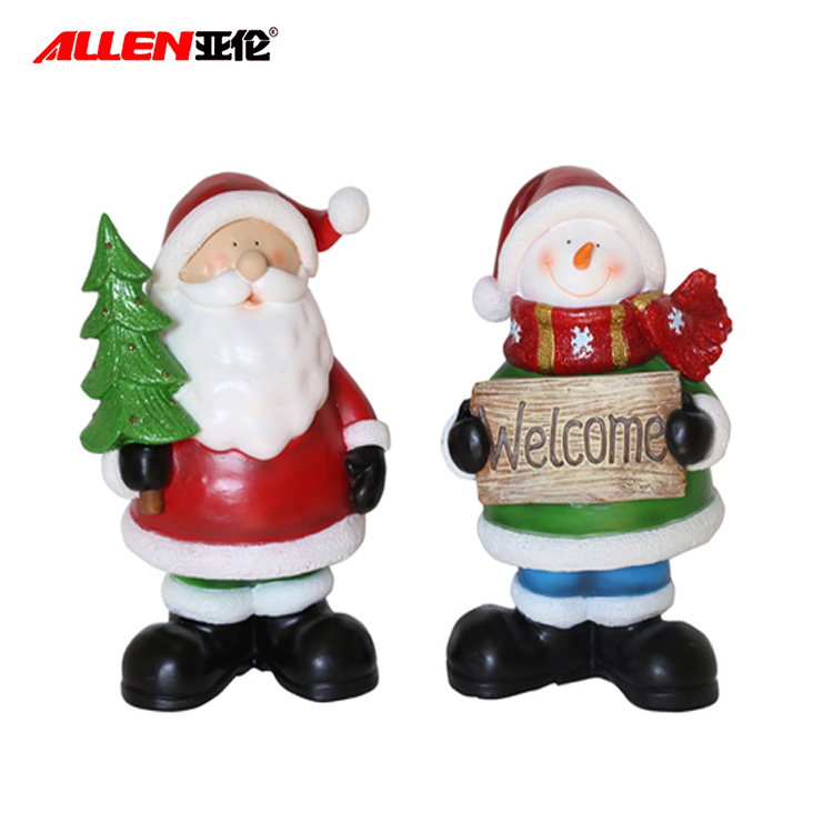 Wholesale perfect for your need santa ornament