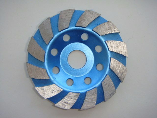 hnhongxiang factory straight diamond cup concrete grinding wheel