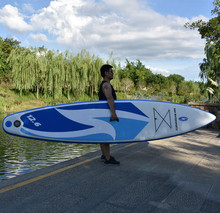ขายส่ง 12'6 SUP Race Inflatable Paddle Board