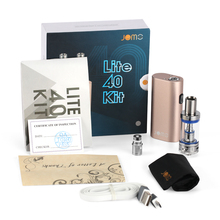 Trade Assurance lite 40s max vapor e cig luxury gift box latest vape pen 30w cigarette starter kit
