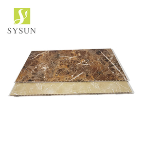 Preferential custom stone designs decorative pvc wall panels