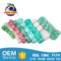 China factory wholesale double knot nylon monofilament fishing nets