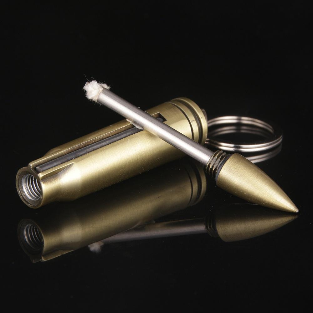 Высокое Качество Медь Бронза Матч Керосин зажигалка Брелок Прикуривателя Творческий Новый Портативный Окружающей Среды Нефтью Lighter-888