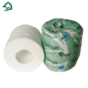 Standard Roll 10 Ply Silk Toilet Paper Decorative Toilet Paper