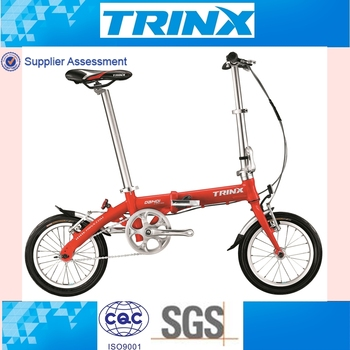 Trinx Bike 14 Inch Alloy Folding Bike Mini Folding Bike High Quality ...