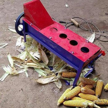 High performance smallest mini corn peeling machine in china