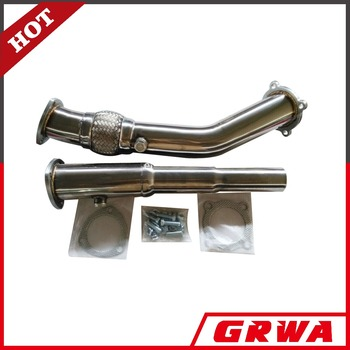 "Hot Products to Sell Online Downpipe for VW Golf MK4 GTi Jetta Audi A3 TT 99-04 1.8L 3"" 1J"