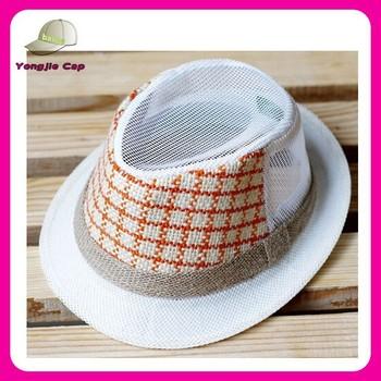 Cheap design multi color children bowler hat wholesale kid rock fedora hat 9cc42e9415a