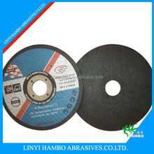 T27 A/WA 24P 4BF grinding disc for steel pipe bar/steel weld/steel plate