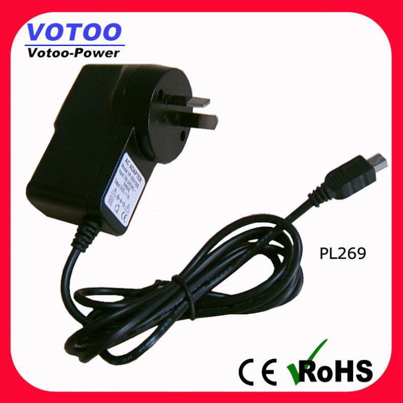 9 Volt Adapter with 9 Volt power Adaptor