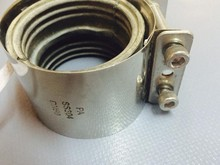 Cast Iron Sleeve Coupling 50 mmd stainless