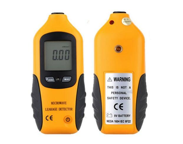 Easy to carry Handheld Radiation Microwave Detector with alarm HT-M2