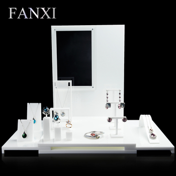 Wholesale Factory Custom Logo Jewellery Display Stand For Rings