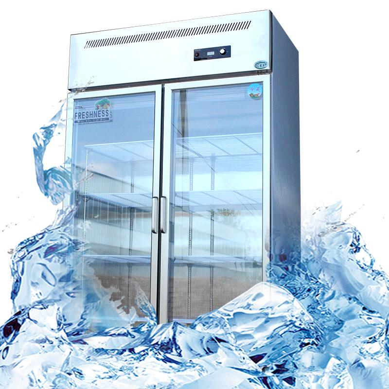 In acciaio inox frigorifero per il ristorante progetto/Comercial ristorante mense del frigorifero