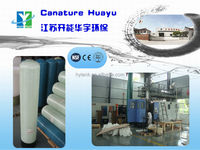Easy Transportation and installation activated carbon filter fiberglass vessel