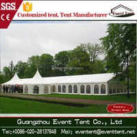 China Manufacture High Quality Large Event Decoration Wedding Tent For Sale