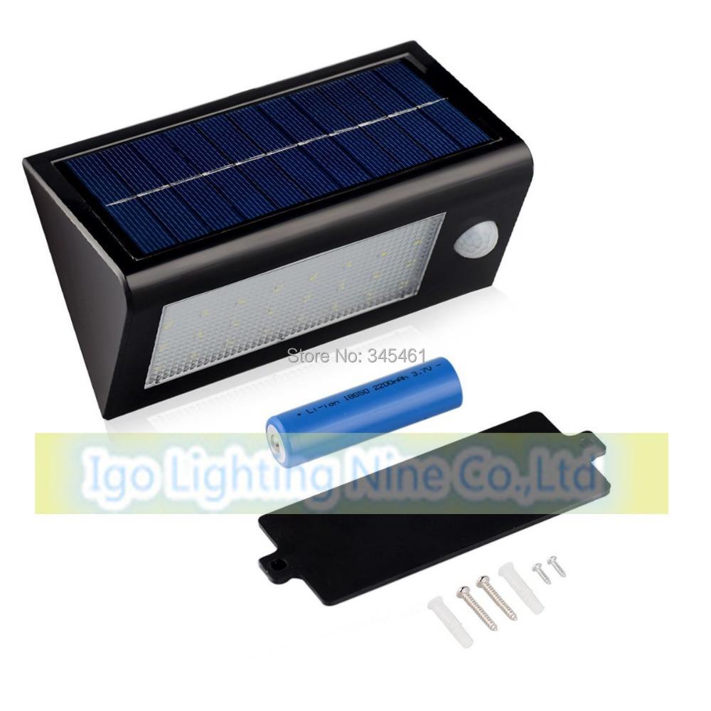 Solar Lights Extra Bright: High-Quality-32leds-Solar-Wall-lights-Waterproof-Ultra