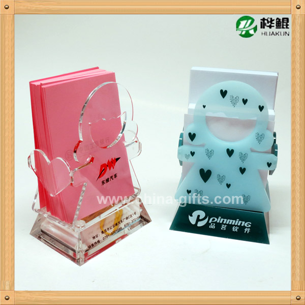 desktop promotional gifts of memo holder