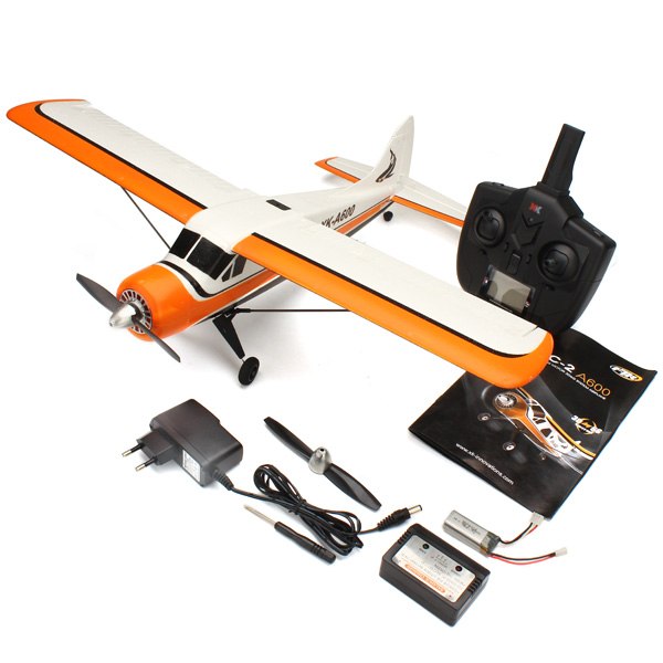 New XK A600 5CH 3D6G System Brushless RC Airplane Plane model 1-2 Compatible Futaba RTF Model 2