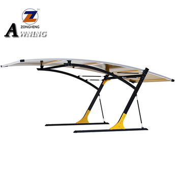 Fashion Awning Parts Aluminum Carports Free Standing With ...