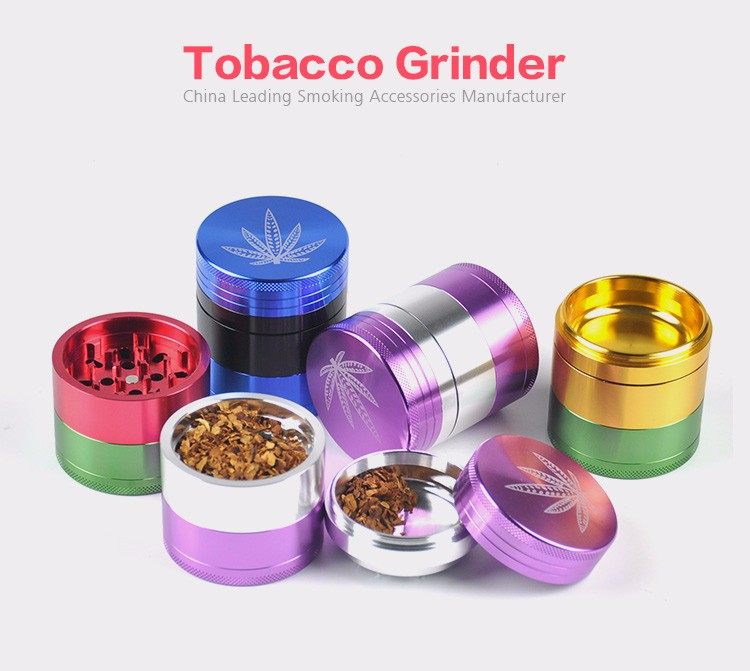 JL-286JA cnc herb grinder parts customize metal herb grinder sale