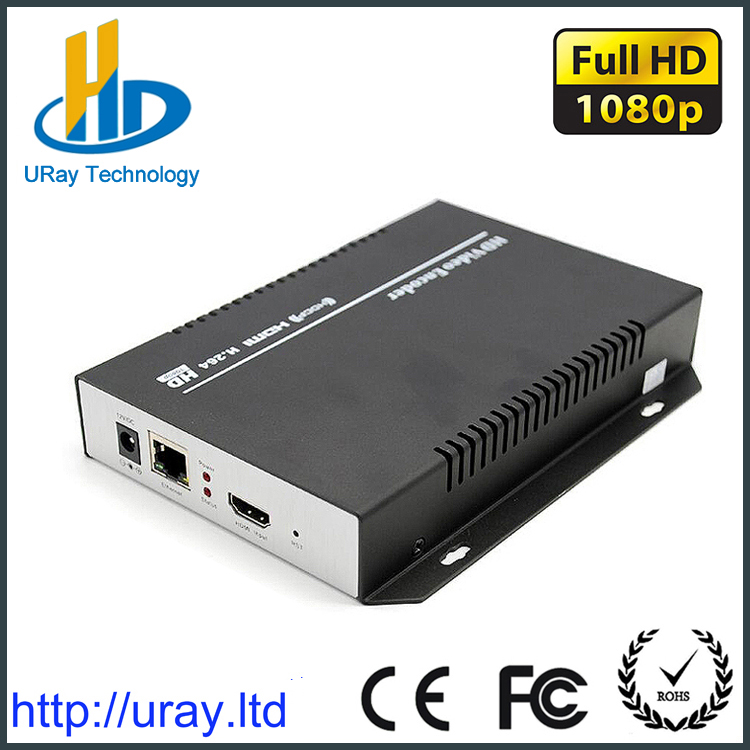 DHL free shipping Low cost IPTV/OTT Solution 16x CVBS/HDMI to IP RTMP encoder with User name/Password