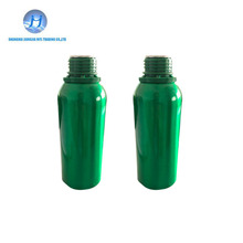 100 ml Aluminium Fles Water Met Spray Afdichting Plastic Pomp Caps