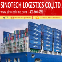 container shipping LCL/FCL cheap ocean freight from china to usa AUCKLAND