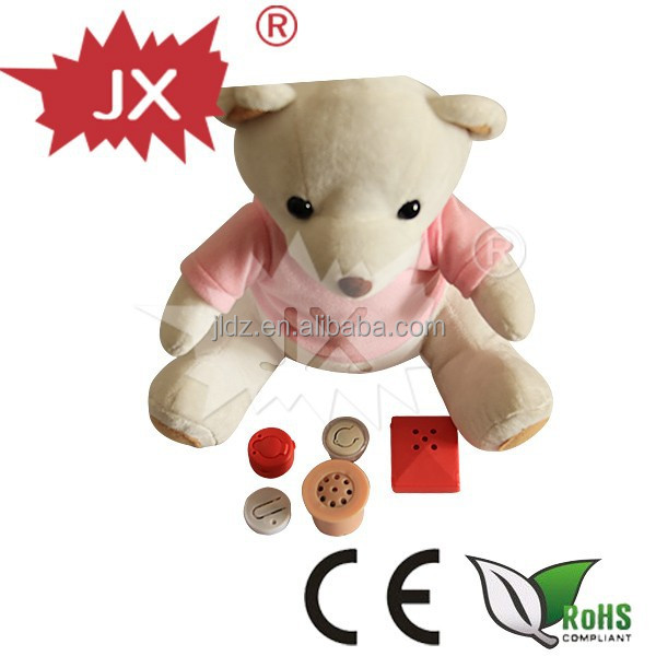 Customized Funny plush musical toys with factory price