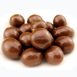 Peanut Compound Chocolate /Dark Chocolate ball