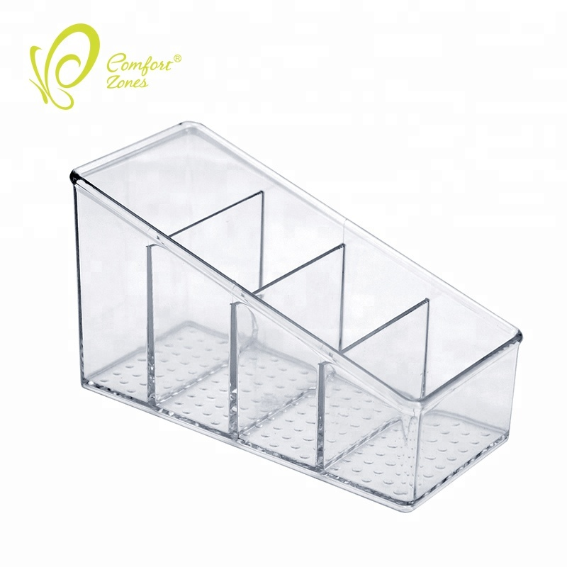 Bathroom storage acrylic makeup holder beauty product organizer