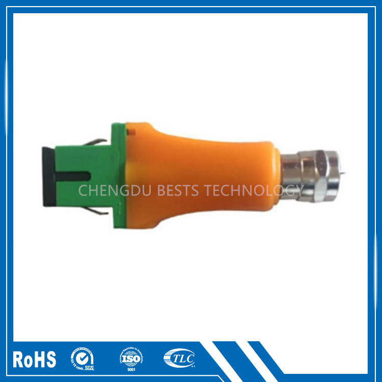 Passive High Quality FTTH CATV Cable tv Fiber Optic Mini Node