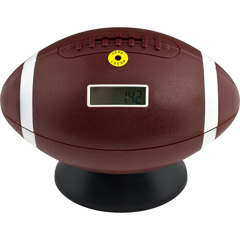 Football Digital Coin Counting Bank, Self Counting Coin Bank