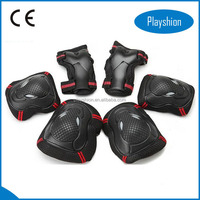 Protective Gear Set Knee Pads Elbow Pads and Wrist Guards for Safety