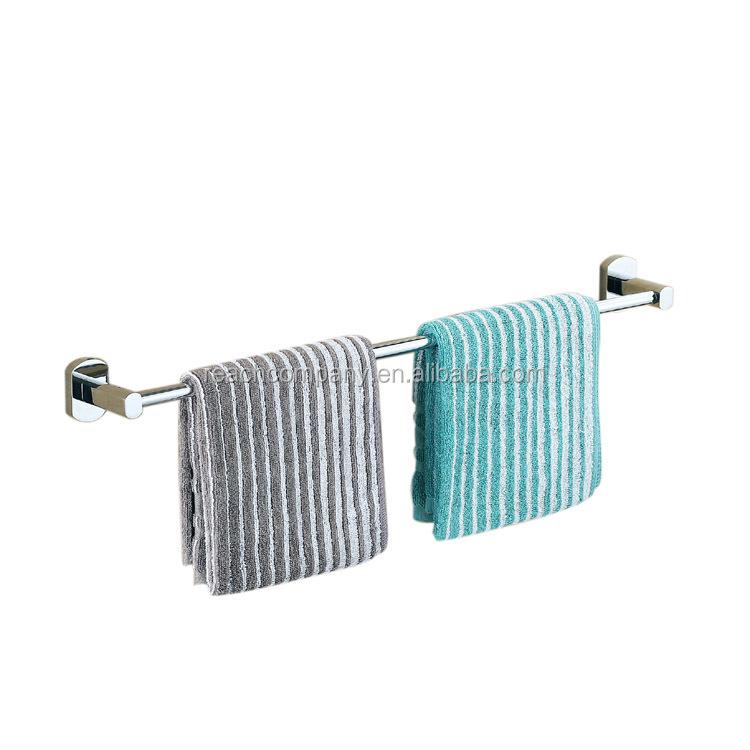 decoratie rvs badkamer 30 inch chrome enkele vierkante handdoek bar