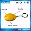Wholesale custom sound effect keychain with lighter