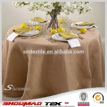 Natural Jute Table Cloths For Round Tables   Buy Jute Table Cloth,Jute  Table Cloths For Round Tables,Natural Jute Table Cloths For Round Tables ...