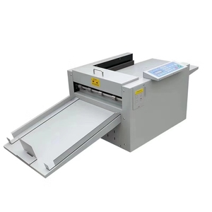 (WD-NC350)Automatic Paper Creasing and Perforating Machine Digital control Paper creasing machine