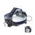 High Power Super Bright LED Aluminium Rechargeable LED Headlamp Powered by 18650 Battery