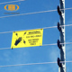 high voltage electric fence