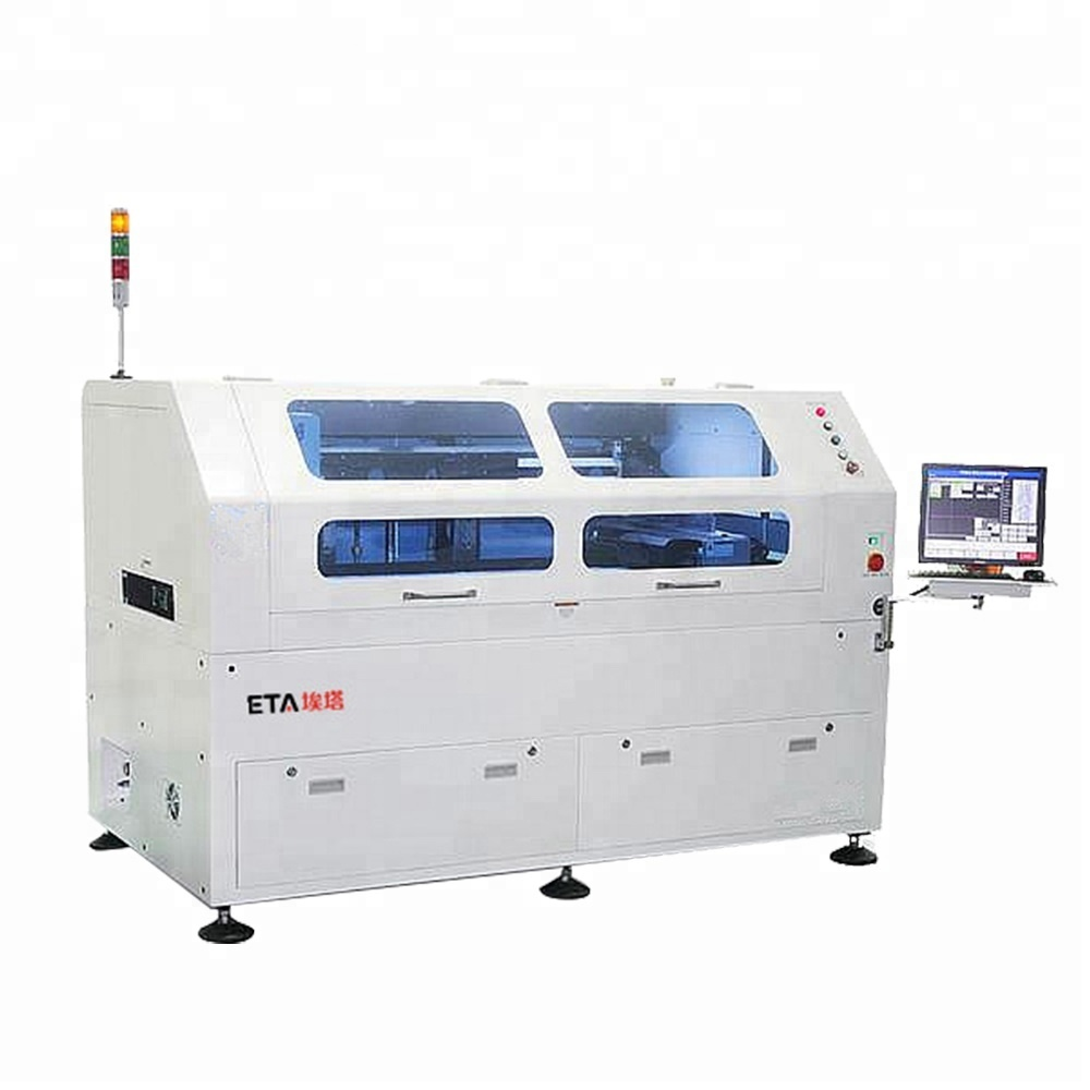 High Speed SMT Production Fully Auto Screen Printer Machine