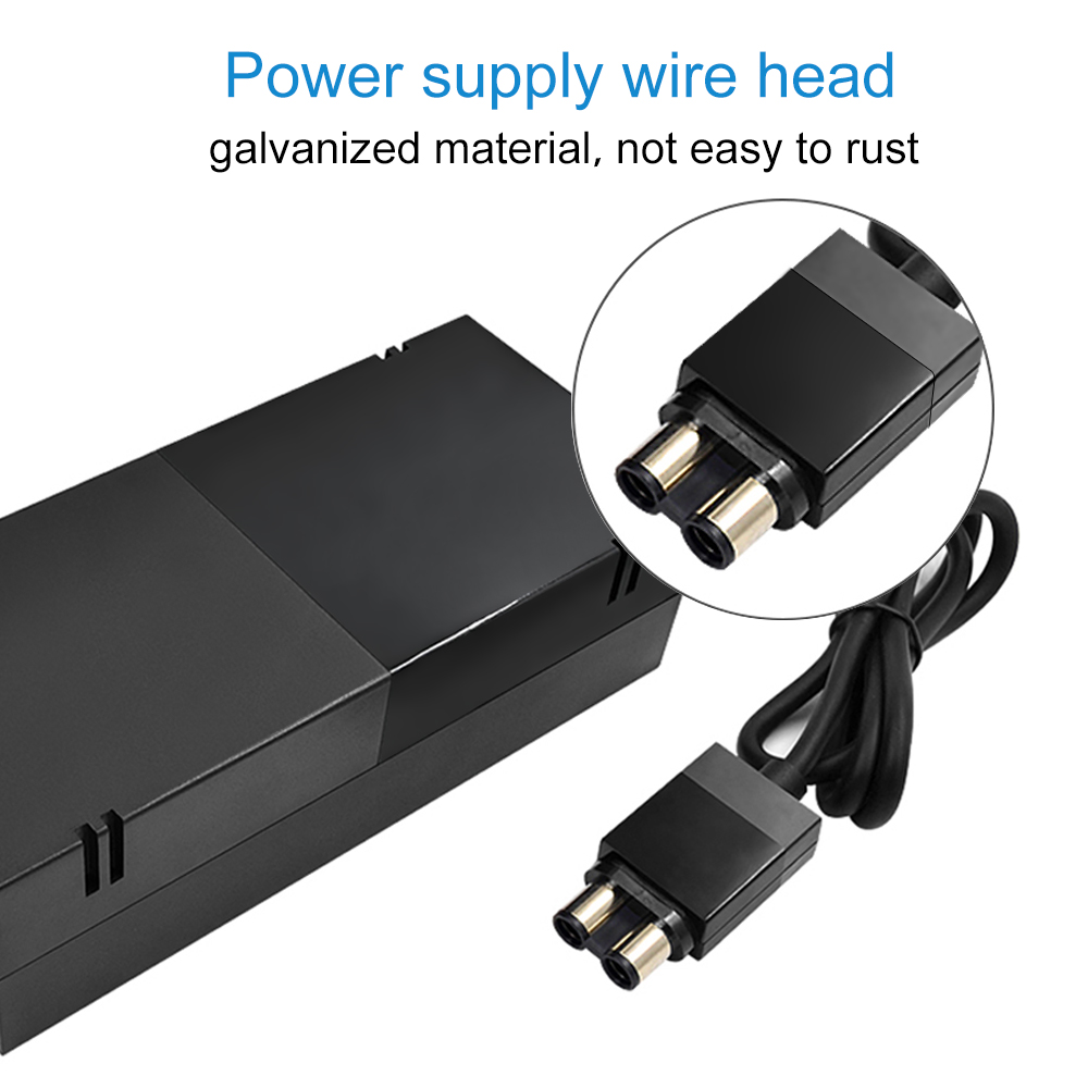 Factory price power supply 12A charger ac adapter for xbox one console