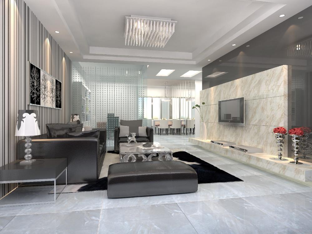 Full Polished Glazed Porcelain Flooring Tile Floor Tile