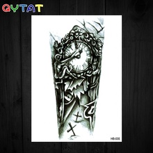 QYTAT Wholesale Colour Fake Temporary Tatuajes Tattoo