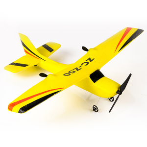 newest gifts long flying time rc toy glider plane model