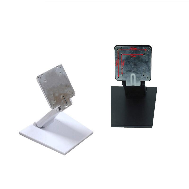 Titular monitor de tela de toque POS QUIOSQUE desktop vesa 100*100 4-M4 buraco stand
