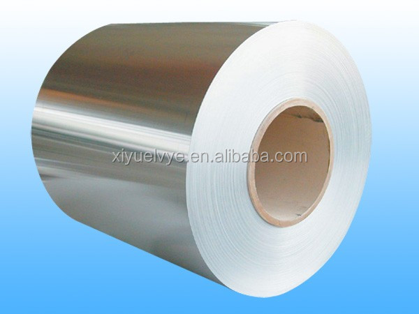Manufacturer Mill Finished Low Price Aluminium Coil