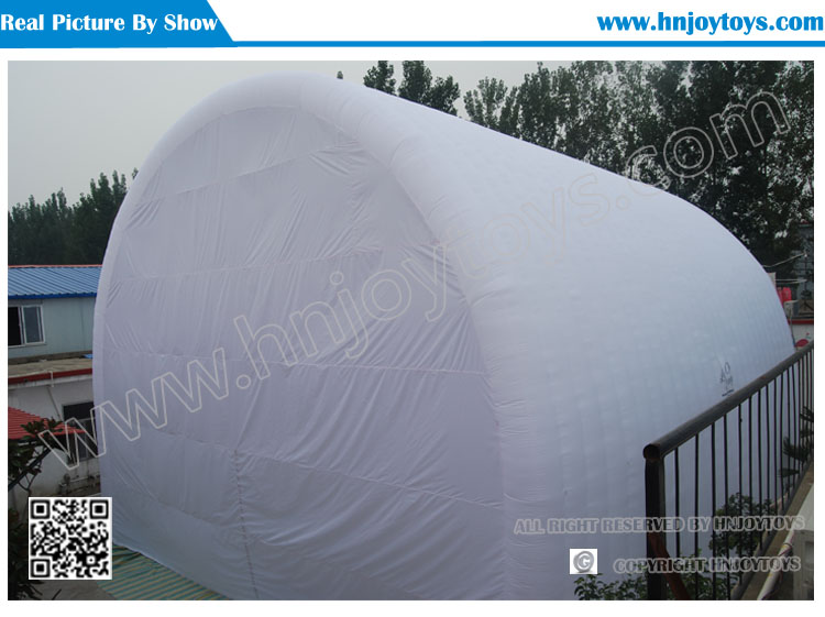 Big promotional lead free large clear acrylic dome inflatable tents for sale